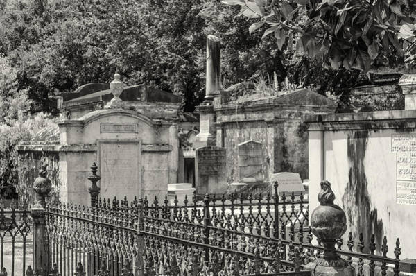 Photograph - Lafayette Cemetery No. 1 by Jim Shackett