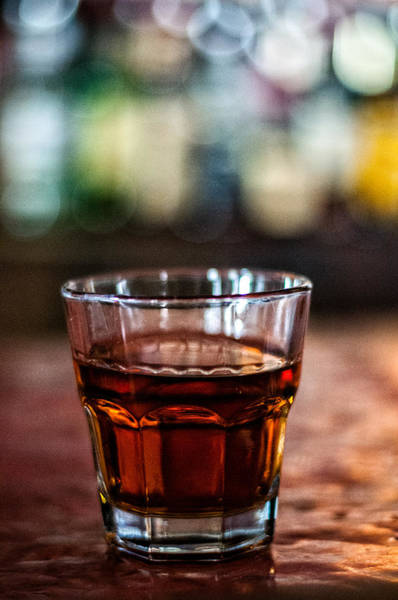 Photograph - Lafitte's Whiskey by Andy Crawford