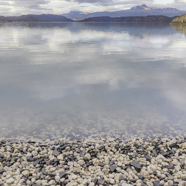 Lakeshore Photograph - Lago Nordenskjold, Torres Del Paine by David Madison