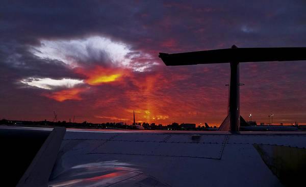 Photograph - Laguardia Dawn Iv by Greg Reed