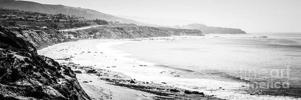 Crystal Coast Photograph - Laguna Beach California Panoramic Photo by Paul Velgos