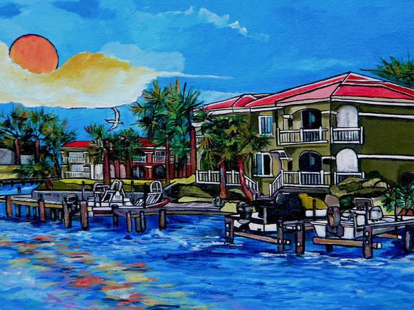 Painting - Laguna Sunrise by Patti Schermerhorn