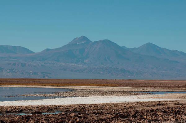 Lakes Region Photograph - Laguna Tebenquiche, Salar De Atacama by Sergio Pitamitz