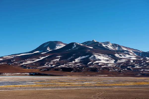 Lakes Region Photograph - Laguna Tuyajto, Atacama Desert, Chile by Sergio Pitamitz