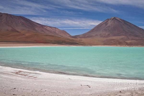 Photograph - Laguna Verde by Karla Weber