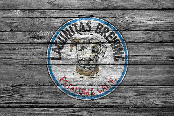 Hop Photograph - Lagunitas Brewing by Joe Hamilton