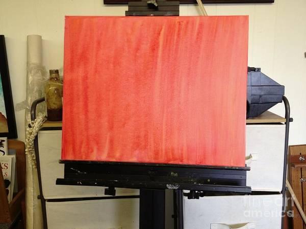 Painting - Lahaina Harbor Wip by Darice Machel McGuire