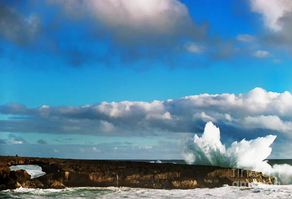 Photograph - Laie Point by Thomas R Fletcher