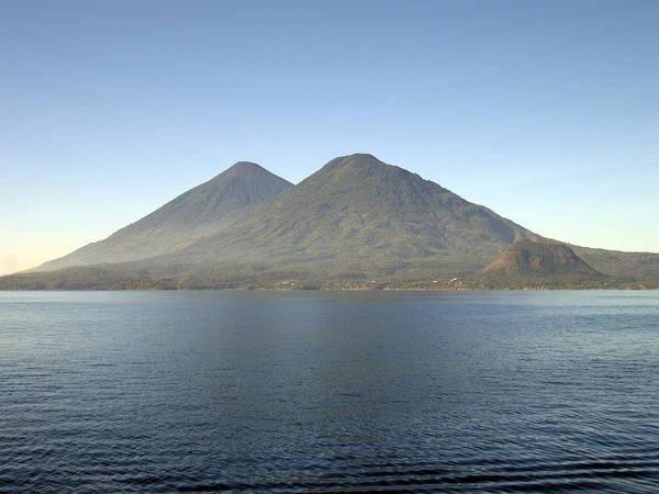 Photograph - Lake Atitlan I by Kurt Van Wagner