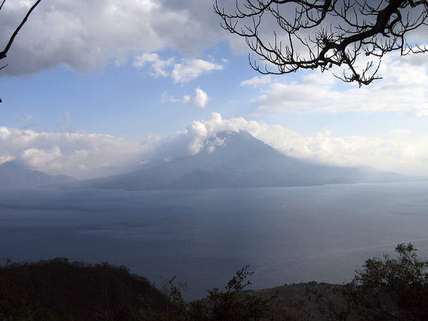 Photograph - Lake Atitlan II by Kurt Van Wagner