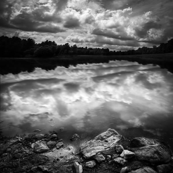 Photograph - Lake Auburn Twilight by Bob Orsillo