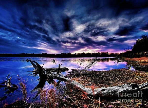 Photograph - Lake Barnegat by Mark Miller