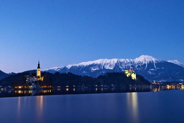 Photograph - Lake Bled by Ivan Slosar