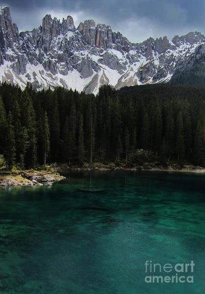 Photograph - Lake Carezza by Lisa Redfern