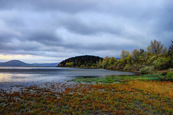 Photograph - Lake Cerknica by Ivan Slosar