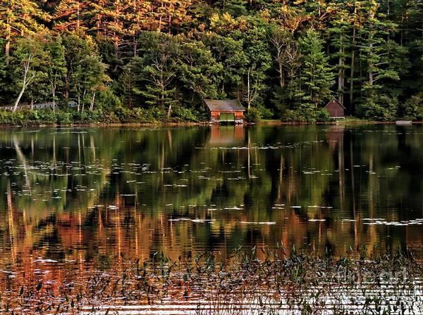 Photograph - Lake Chocorua by Marcia Lee Jones