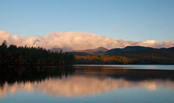 Photograph - Lake Chocorua Reflections by Nancy De Flon