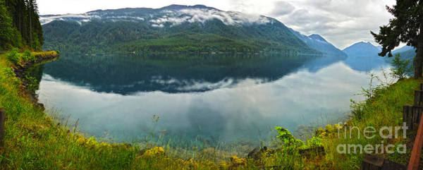 Photograph - Lake Crescent - Washington - 03 by Gregory Dyer