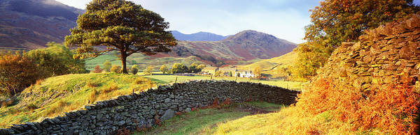 Corral Photograph - Lake District, United Kingdom by Panoramic Images