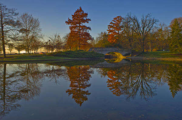 Photograph - Lake Dr. Mirror by Rick Hartigan