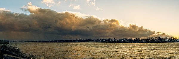 Photograph - Lake Effect Front by Chris Bordeleau