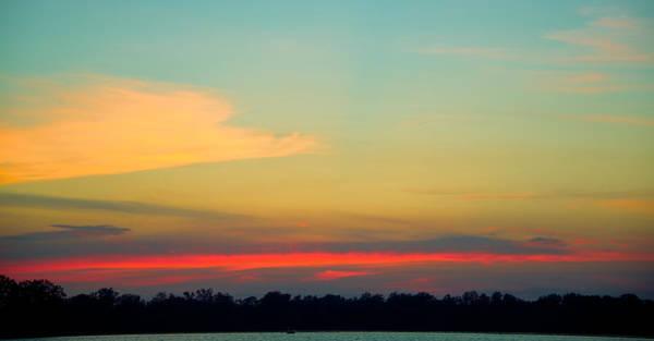 Alejandro Gutierrez Wall Art - Photograph - Lake Erie Sunset - I by Alejandro Gutierrez