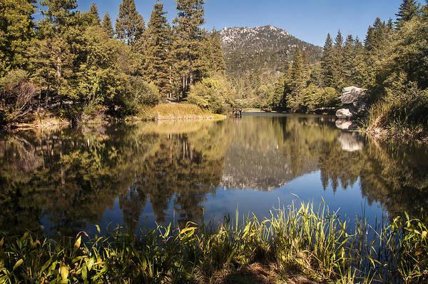 Photograph - Lake Fulmor Reflection by Lee Kirchhevel