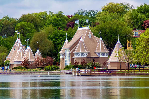 Wall Art - Photograph - Lake Harriet Bandshell by Near and Far Photography