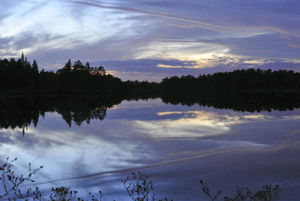 Lakehurst Photograph - Lake Horicon Mirrored  by Terry DeLuco