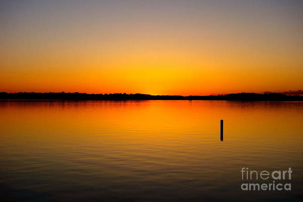 Photograph - Lake Independence Sunset by Jacqueline Athmann