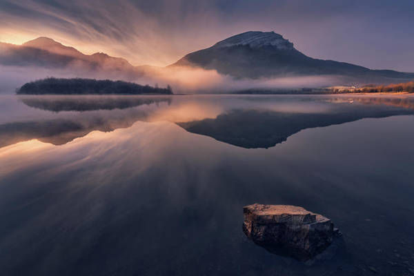 Manuel Wall Art - Photograph - Lake by Juan Manuel Fernandez