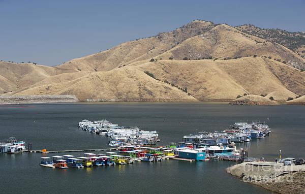 Photograph - Lake Kaweah by Jim West