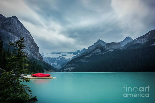 Photograph - Lake Louise by Carrie Cole