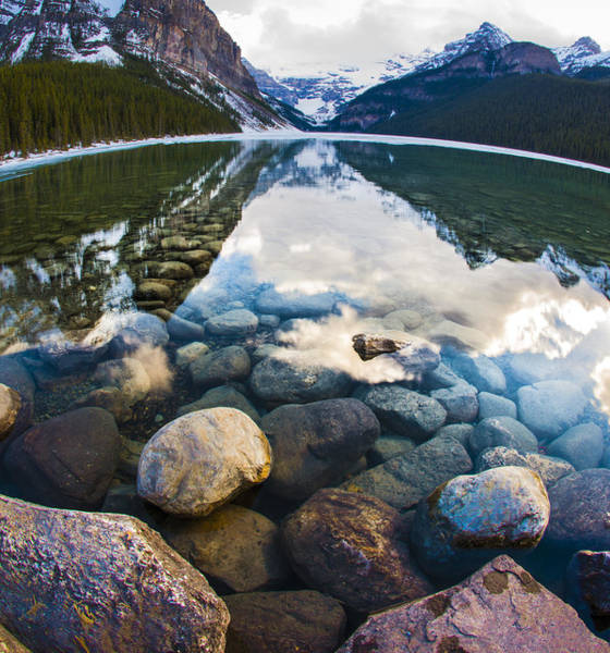 Wall Art - Photograph - Lake Louise by Chris Halford