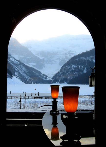 Photograph - Lake Louise by Pat Moore