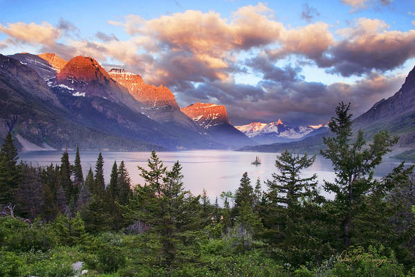Photograph - Lake Mary Morning by Dan McGeorge