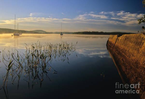 Photograph - Lake Massabesic - Auburn New Hampshire by Erin Paul Donovan
