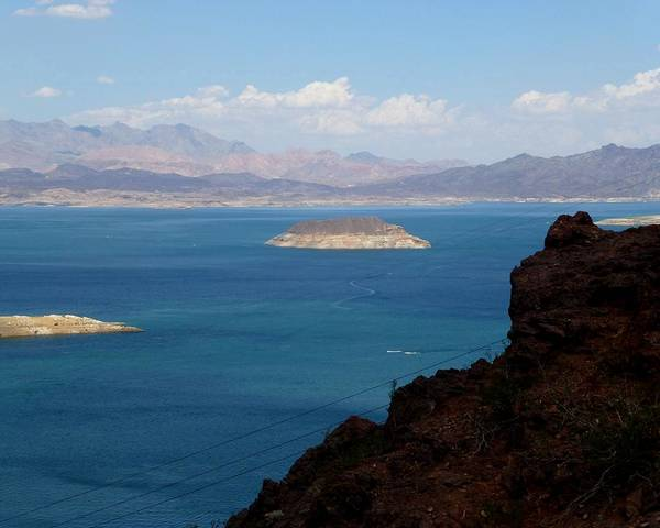 Photograph - Lake Mead Las Vegas Nv by Toby McGuire