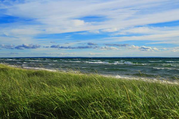 Photograph - Lake Michigan  2 by Rachel Cohen