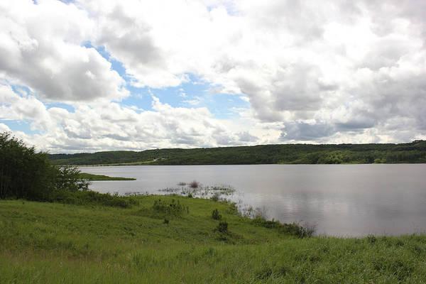 Lake Of The Prairies Art Print