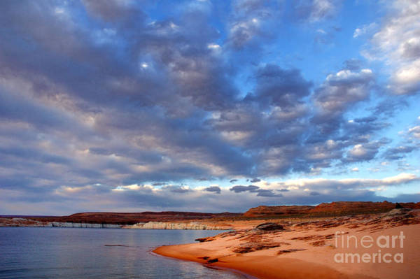 Photograph - Lake Powell Morning by Thomas R Fletcher