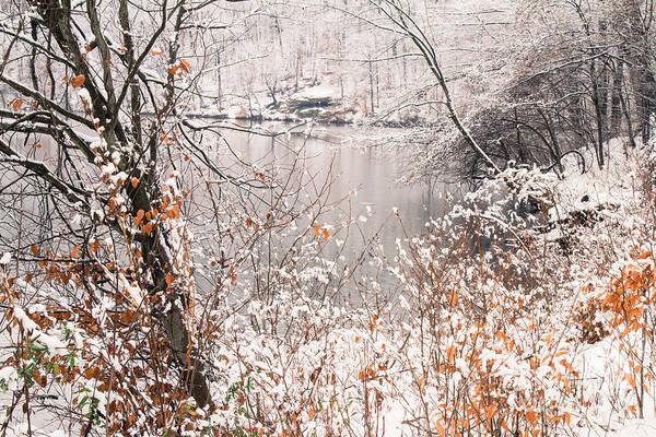 Photograph - Lake Roland 2 by Chris Scroggins