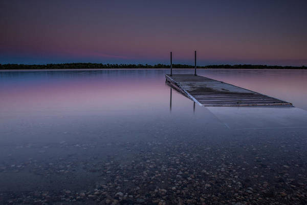 Lee Filters Wall Art - Photograph - Lake Shaokatan by Aaron J Groen