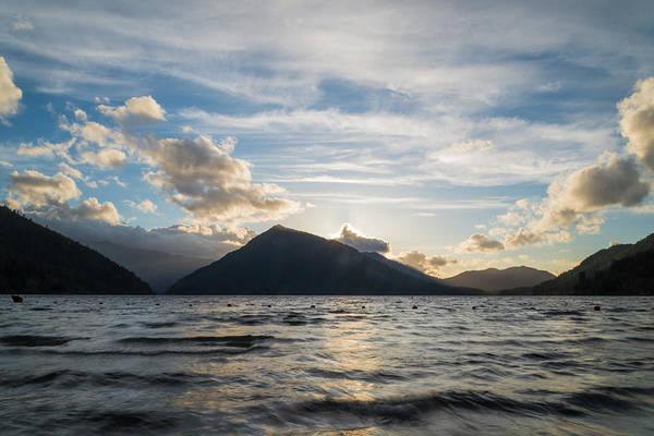 Photograph - Lake Side by Kristopher Schoenleber