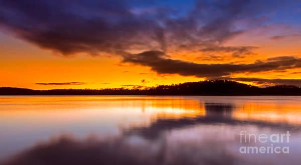 Photograph - Lake Sidney Lanier by Bernd Laeschke