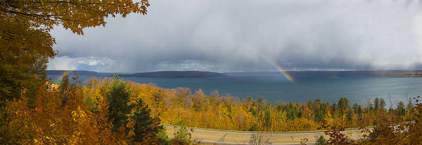 Photograph - Lake Superior Overlook by Owen Weber
