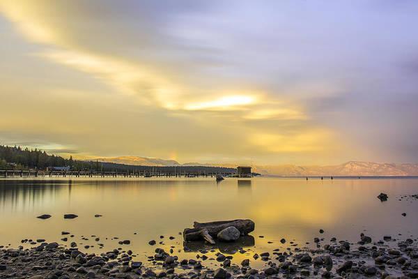 Photograph - Lake Tahoe North Shore by Lee Harland
