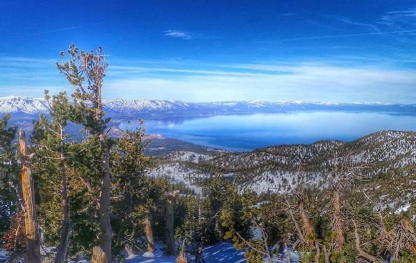 Photograph - Lake Tahoe by Pat Moore