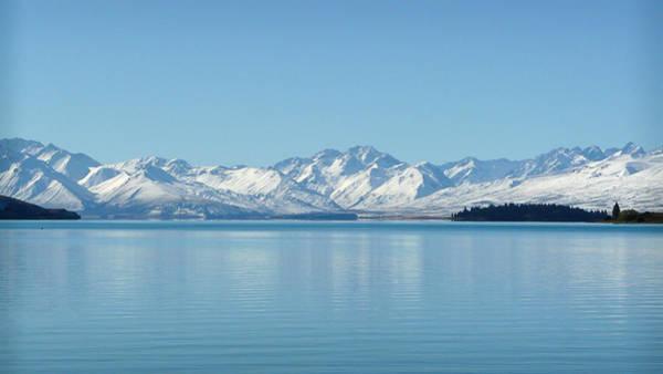 Photograph - Lake Tekapo by Jenny Setchell