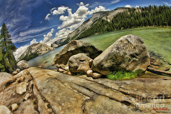 Photograph - Lake Tenaya  by Blake Richards
